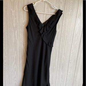 Dominos Ricco Black Dress